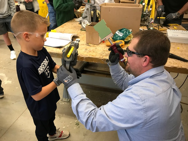 Students Learn About Careers In Energy During Open House