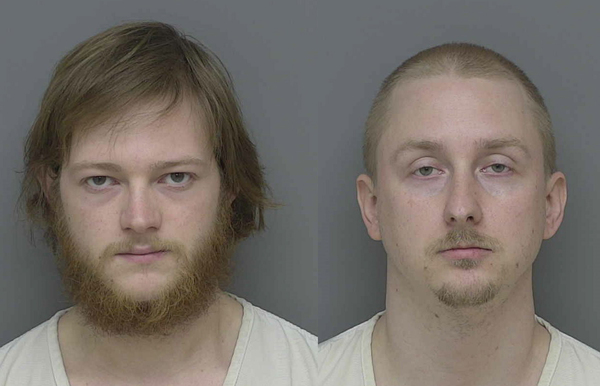 Two Livingston Men Charged With Possessing Child Pornography