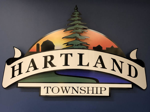 Hartland Planning Commission Examines Future Land Use Map