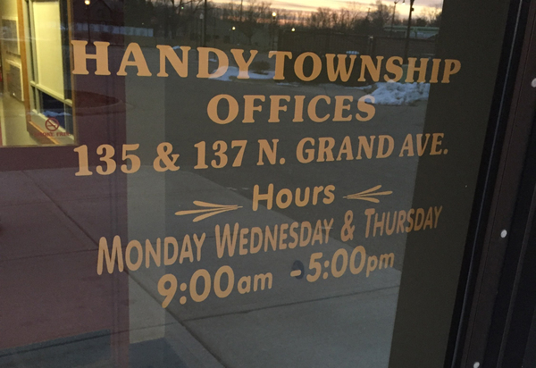 Handy Twp. Pays Off Remainder Of Long-Standing Debt