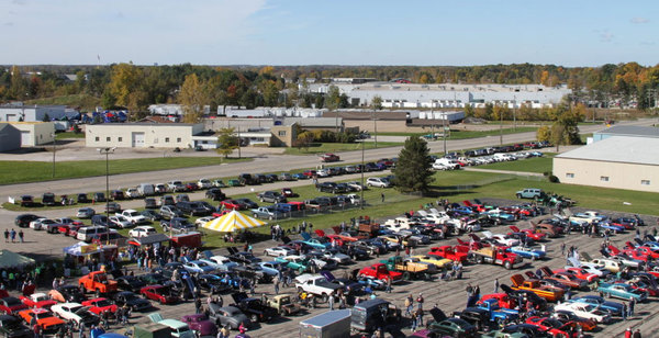 Salvation Army Great Pumpkin Car Show Saturday