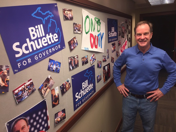 AG Bill Schuette Opens Brighton Office in First Week of Gubernatorial Campaign