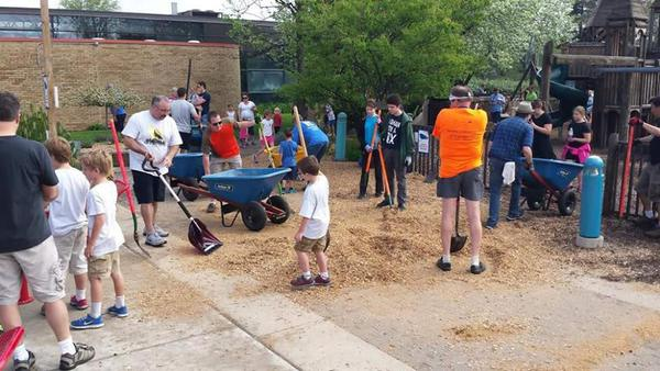 Volunteers Sought For Annual Imagination Station Cleanup