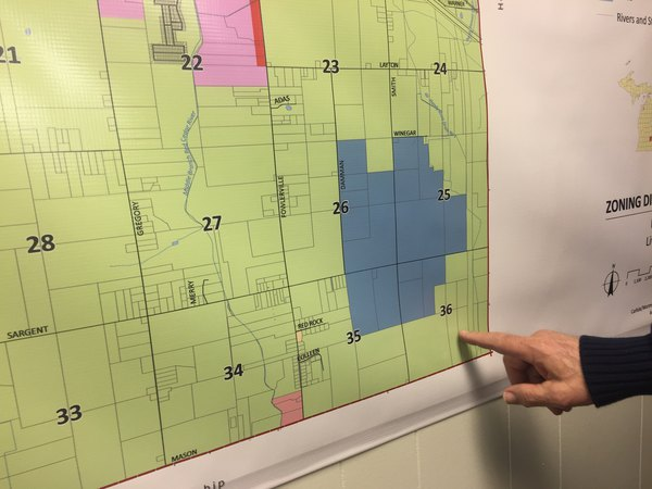 Meeting Set Wednesday In Handy Township On Proposed Power Plant