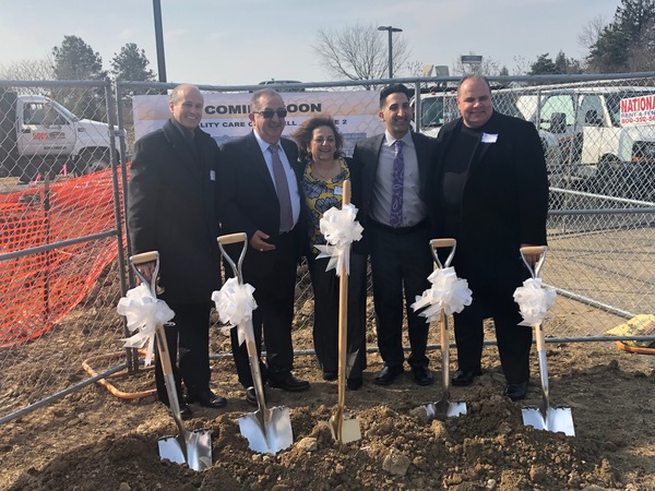 Quality Care Of Howell Breaks Ground On New Expansion