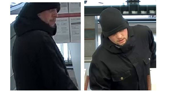 More Surveillance Photos Of Bank Robber Released