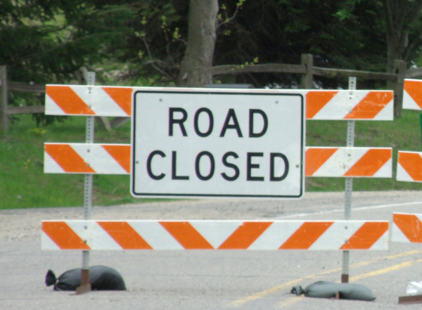 Portion Of Burkhart Road To Close Monday