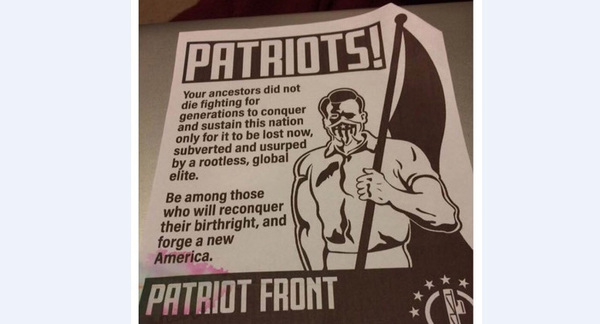 White Supremacist Flyers Found After Cultural Event In Downtown Howell