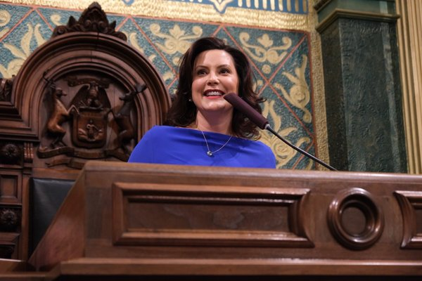 Local Dems Applaud Whitmer's Budget While GOP Skeptical