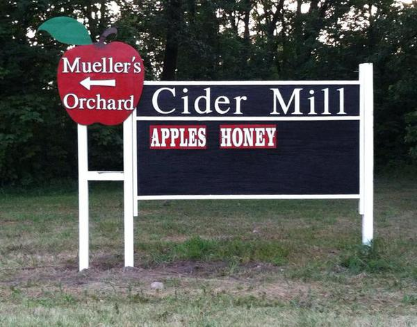 Rezoning Approved For Barn Property Adjacent To Mueller's Orchard