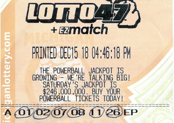 Lucky Hunch Nets Millions About the Howell Lottery Club