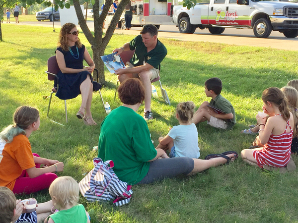 Summer Program Helps Maintain Student Reading Skills