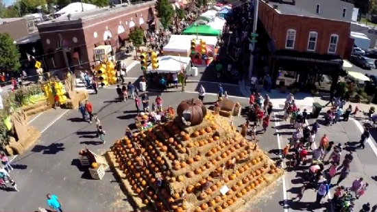 Street Closures Released For 2017 South Lyon Pumpkinfest
