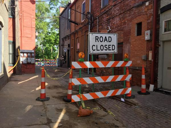 State Street Reconstruction Project Brings Some Surprises