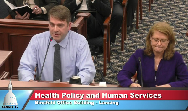 Local Man Testifies To Senate Panel About ME/CFS