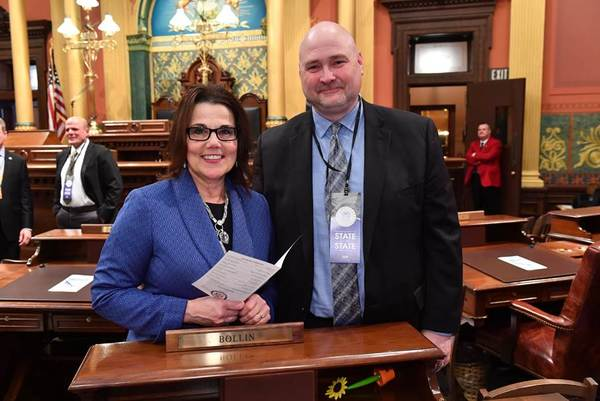 Governor Whitmer Delivers First State Of The State Address
