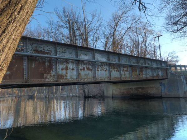 McCabe Road Bridge Over Huron River To Close