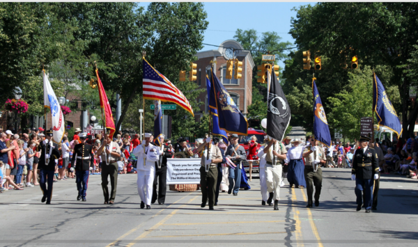 Find the Memorial Day parade closest to you
