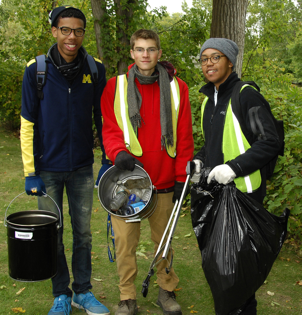 Pinckney Grad Leads Environment & Community Service Efforts In Flint