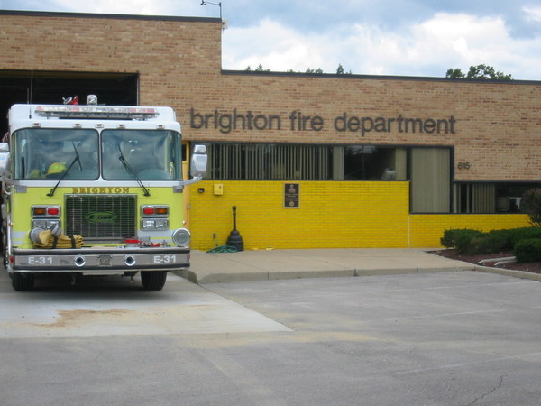 Brighton Fire Millage Set For May 7th Ballot