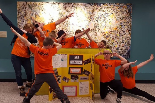 Brighton Destination Imagination Team Finishes 37th in Global Finals