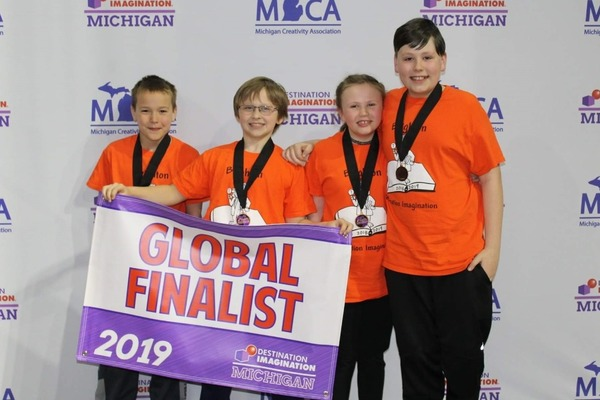 Brighton Team Moving On To Destination Imagination Global Finals