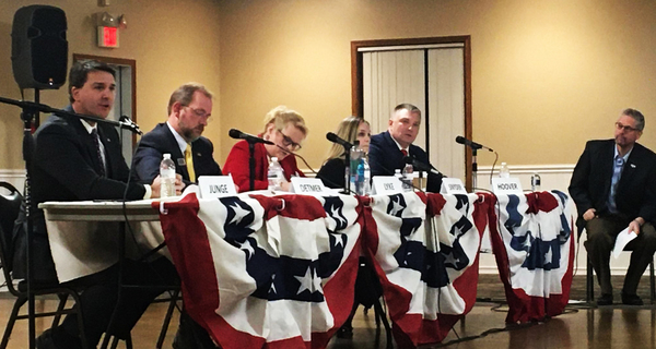 Residents Weigh In On Republican Congressional Candidates