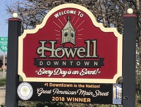 Howell Named As Redevelopment Ready Community