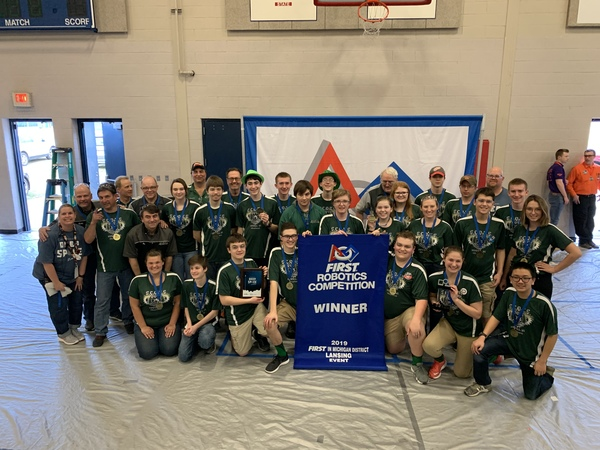 Howell Robotics Competes For State And Individual Awards