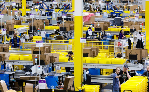 Amazon Facility Gets Initial Approval In Lyon Twp.