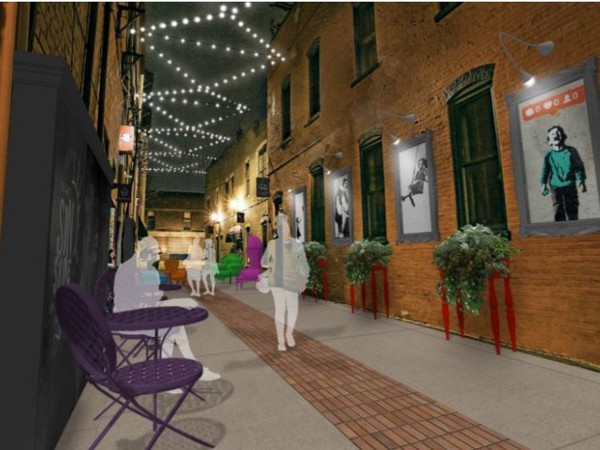 Friday Is Deadline To Meet Peanut Row Crowdfunding Goal