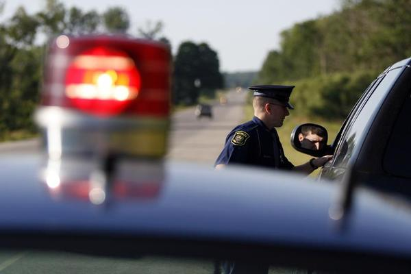 Extra Patrols Planned As Part Of Impaired Driving Crackdown