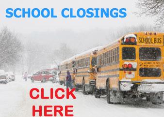 WHMI 93 5 Local News School Closings For Monday