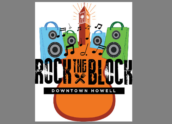 "Downtown Howell's ""Rock The Block"" Kicks Off June 6th"