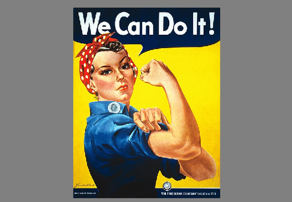 Hear Stories Of Rosies From The Daughter Of A Rosie The Riveter