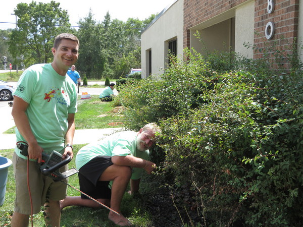 United Way's Annual Day of Caring Returns Wednesday