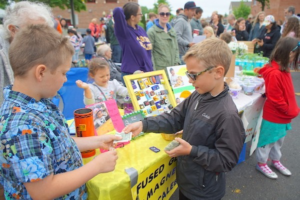 4th Annual Children's Entrepreneurship Fair in Brighton a Success