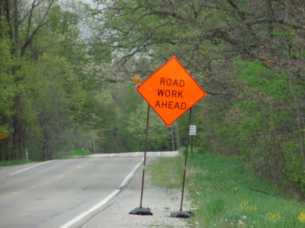 Mason Road Paving Project Starts Sunday