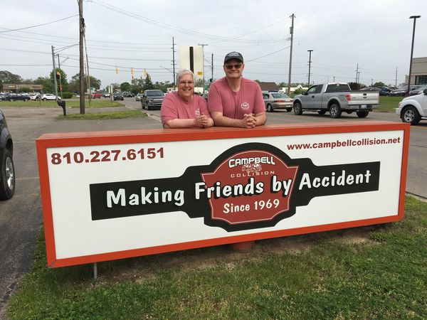 "Collision Shop Celebrates 50 Years Of ""Making Friends By Accident"""