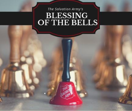 Salvation Army To Host Annual Blessing Of The Bells