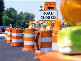 Dexter Townhall Road Resurfacing Starts Thursday
